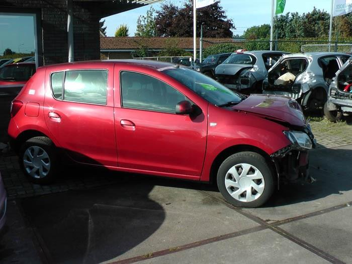 Dacia Sandero 0.9 TCE 12V 2012-10 / 0-00