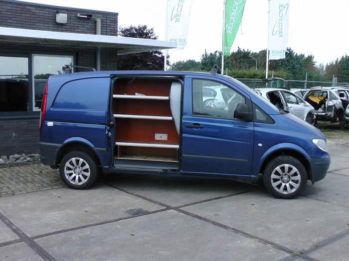 Mercedes Vito 2.2 111 CDI 16V 2003-09 / 2010-08