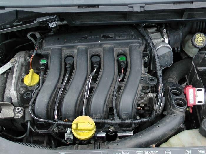 Renault Modus - Picture 2 / 4
