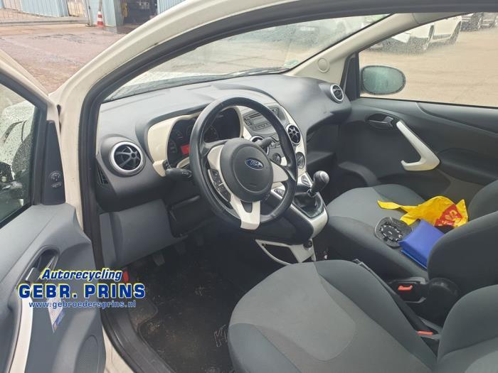 Ford KA Sloopvoertuig (2010, Wit)