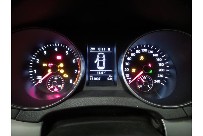 Volkswagen Golf 1.4 TSI 122 16V 2008-10 / 2012-11