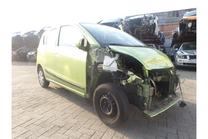 Daihatsu Cuore 1.0 12V DVVT 2007-04 / 0-00