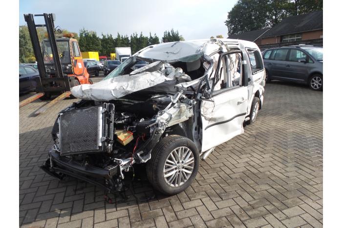 Volkswagen Caddy 2.0 TDI 102 2015-05 / 0-00