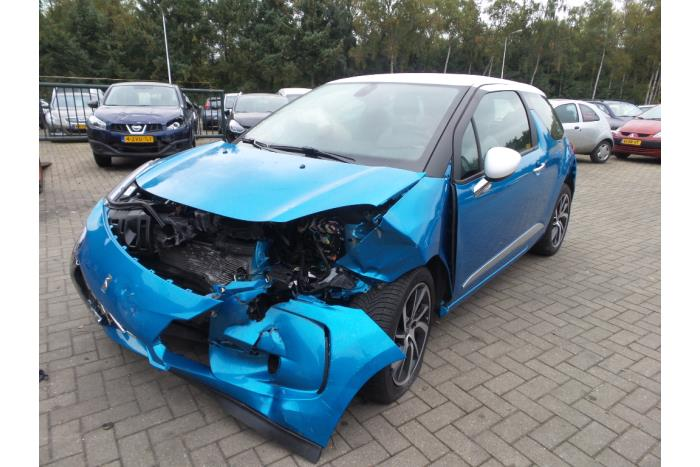 Citroen DS3 10- 1.6 Blue Hdi 100 2014-07 / 2015-07