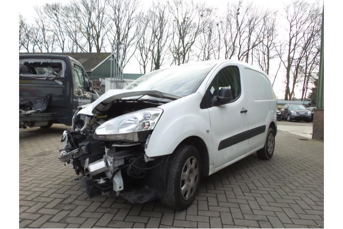 Peugeot Partner 08- 1.6 HDI 75 Phase 1 2008-04 / 2012-04