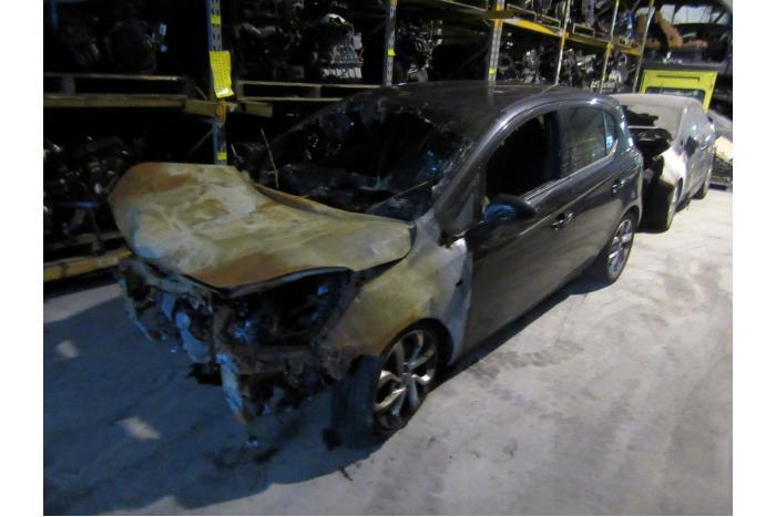 Opel Corsa E 15- 1.0 SIDI Turbo 12V 2014-09 / 0-00
