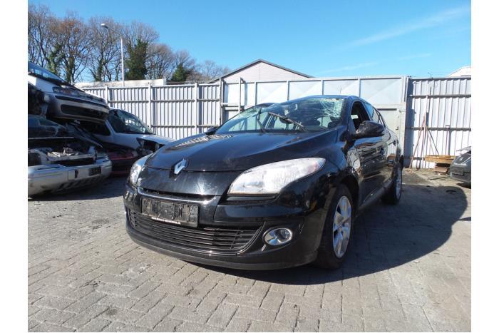 Renault Megane 1.5 dCi 110 2011-04 / 2016-02