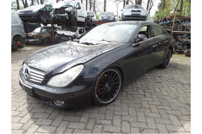 Mercedes CLS-Klasse 350 3.5 V6 18V 2004-10 / 2010-12