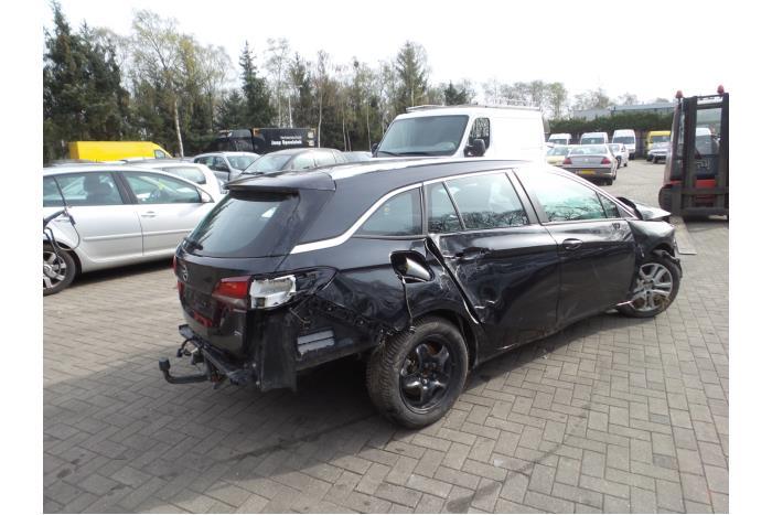 Opel Astra K 15- 1.6 CDTI 136 16V 2015-11 / 0-00