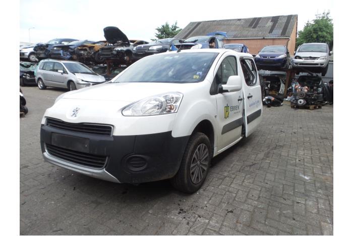 Peugeot Partner 08- 1.6 HDI 92 Phase 2 2012-03 / 2018-12