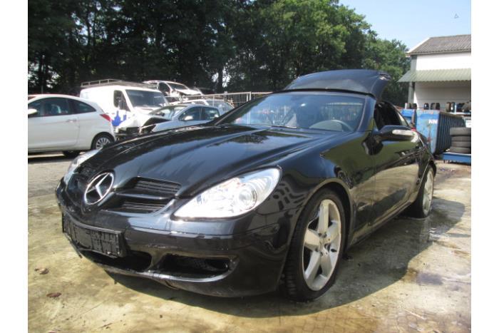 Mercedes SLK 1.8 200 K 16V 2004-03 / 2011-02