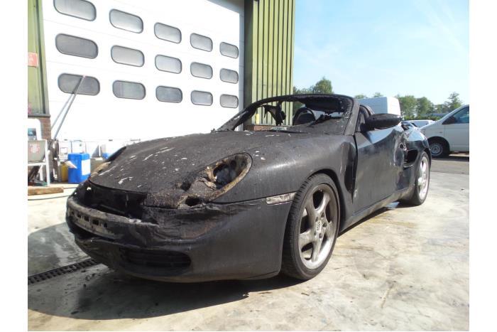 Porsche Boxster 2.7 24V 1999-08 / 2002-07