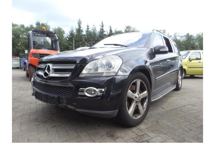 Mercedes GL-KLASSE 4.0 GL 420 CDI V8 32V 2006-09 / 2009-05