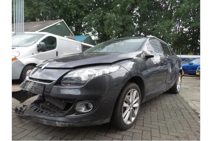 Renault Megane 1.5 dCi 110 2012-03 / 2016-04