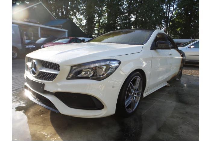 Mercedes CLA 1.5 CLA-180 CDI 2013-10 / 2019-04