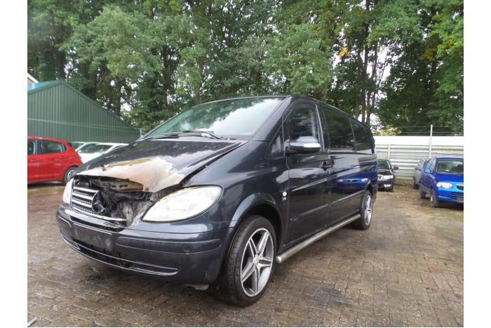 Mercedes Vito 3.0 120 CDI V6 24V 2006-07 / 2014-00
