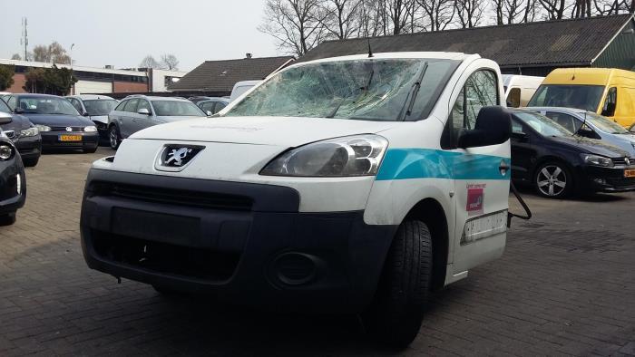 Peugeot Partner 1.6 HDI 90 16V 2009-10 / 2012-02