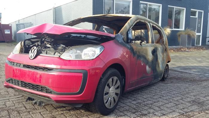 Volkswagen UP 1.0 12V 60 2011-08 / 0-00