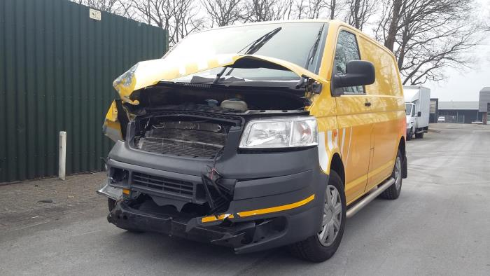Volkswagen Transporter 1.9 TDi 2006-06 / 2009-11