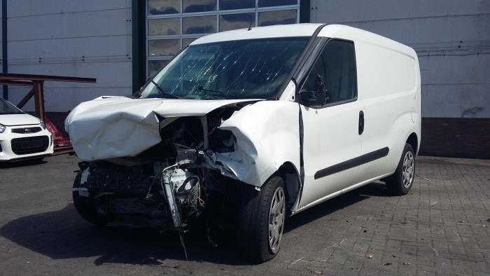 Fiat Doblo 1.3 MJ 16V DPF Euro 5 2010-02 / 0-00