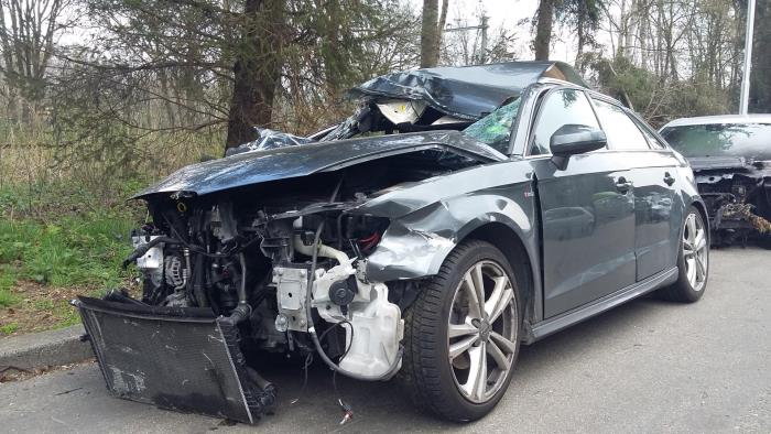 Audi A3 1.6 TDI 16V 2012-10 / 0-00