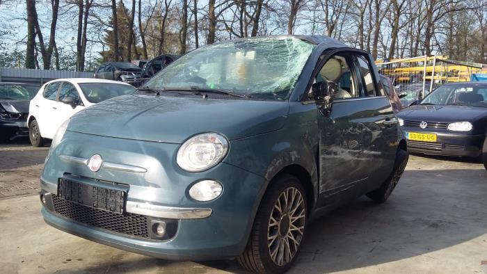 Fiat 500 1.4 16V 2007-08 / 0-00
