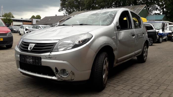 Dacia Sandero 1.2 16V 2008-11 / 2012-12