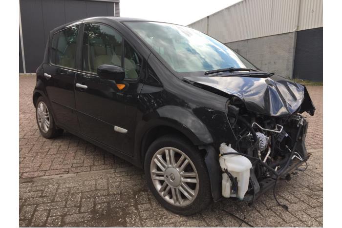 Renault Modus 1.5 dCi 105 2005-05 / 2012-12