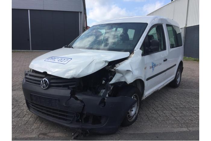 Volkswagen Caddy 1.6 TDI 16V 2010-08 / 2015-07