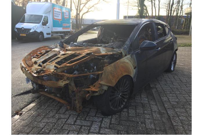 Opel Astra K 15- 1.4 Turbo 16V 2015-10 / 0-00