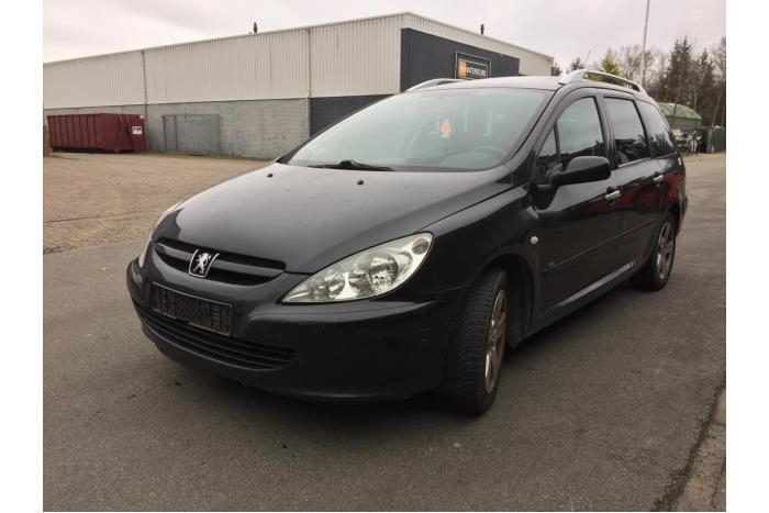 Peugeot 307 1.6 HDiF 110 16V 2003-09 / 2008-07