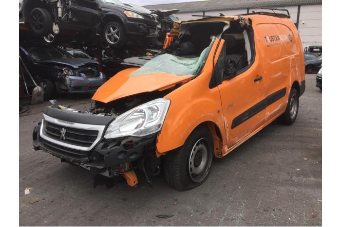 Peugeot Partner 1.6 BlueHDi 100 2015-04 / 2018-12