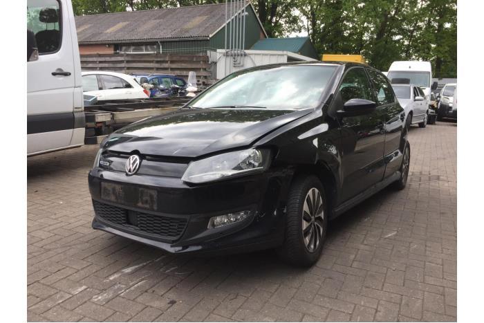 Volkswagen Polo 1.4 TDI DPF BlueMotion technology 2014-03 / 2017-10