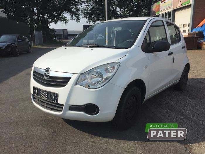 Opel Agila 1.0 12V 2011-07 / 2014-07