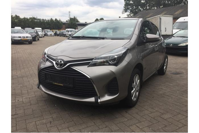 Toyota Yaris 3 12- 1.33 16V Dual VVT-I 2011-09 / 2020-09