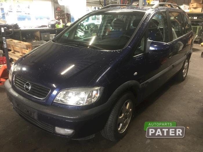 Opel Zafira 1.8 16V 1999-04 / 2000-09