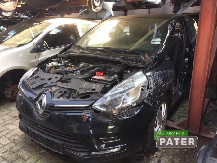 Renault Clio 4 12- 0.9 Energy TCE 90 12V 2015-07 / 0-00