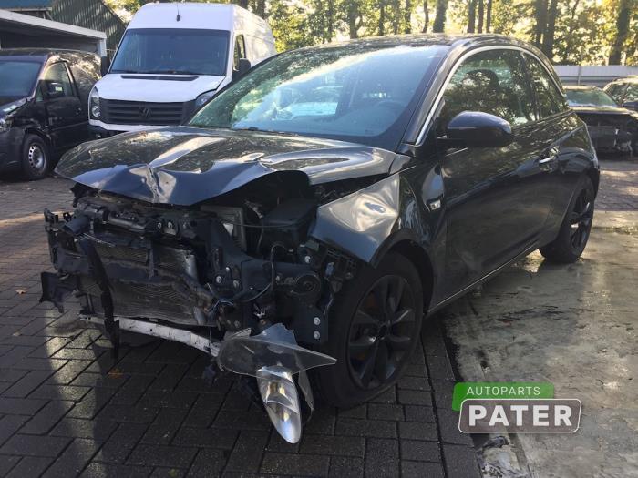 Opel Adam 13- 1.0 Ecotec 12V SIDI Turbo 2014-07 / 2018-11