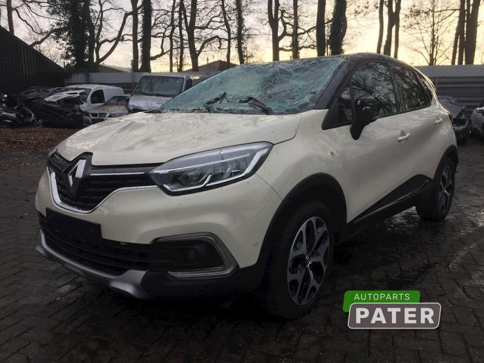 Renault Captur 1.2 TCE 16V EDC 2015-06 / 0-00