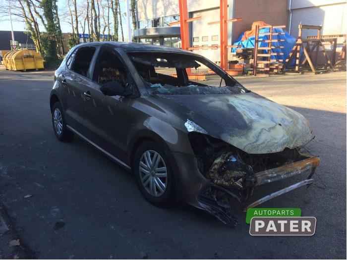 Volkswagen Polo 1.0 12V BlueMotion Technology 2014-01 / 2017-10