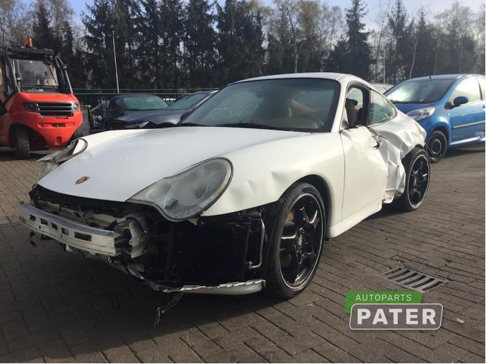 Porsche 911 3.6 Carrera 4 24V 2001-10 / 2004-09