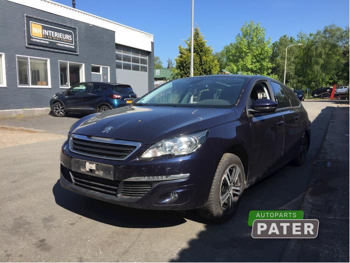 Peugeot 308 13- 1.6 BlueHDi 120 2014-03 / 0-00