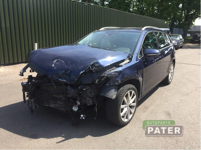 Volkswagen Golf 12- 1.6 TDI BlueMotion 16V 2014-12 / 2020-12
