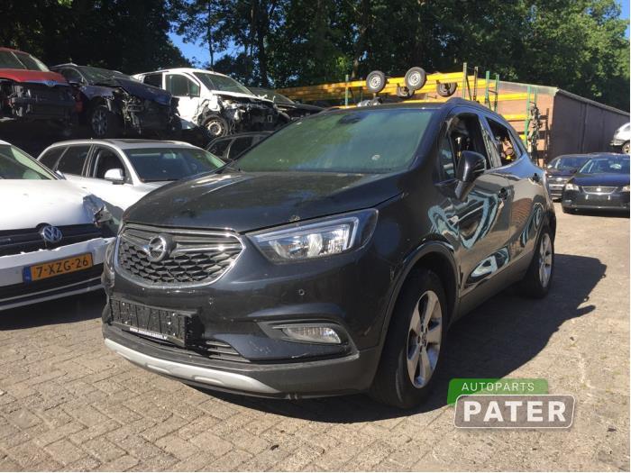 Opel Mokka X 1.4 Turbo 16V 4x2 2016-05 / 0-00