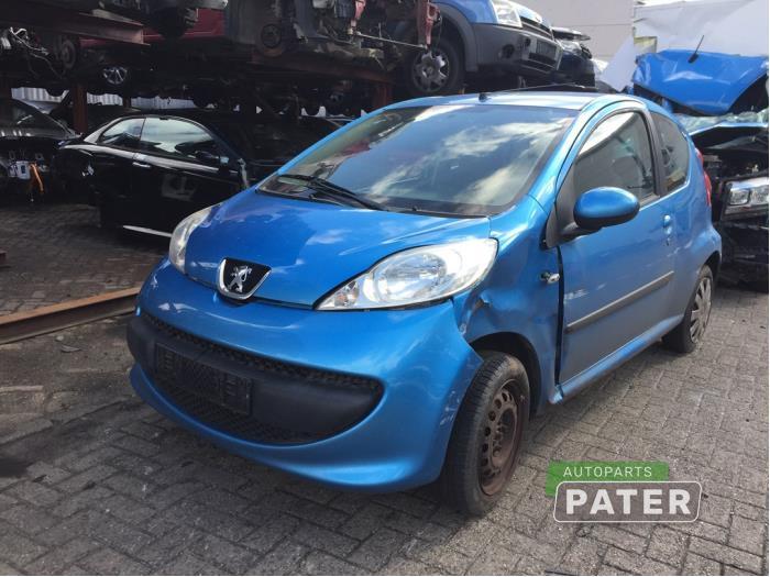 Peugeot 107 05- 1.0 12V 2005-06 / 2014-05