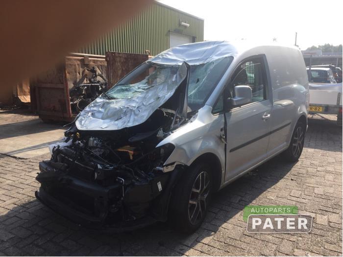 Volkswagen Caddy 15- 2.0 TDI 102 2015-11 / 2020-09