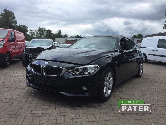 BMW 4-Serie 13- 420d 2.0 16V 2015-03 / 0-00