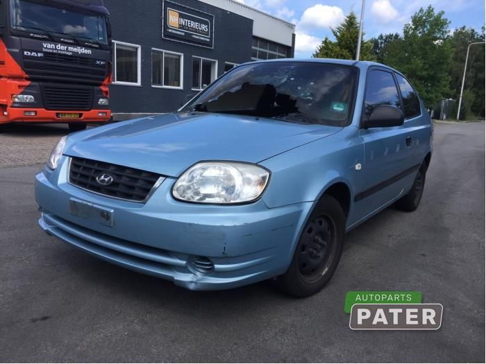 Hyundai Accent 1.3i 12V 2000-01 / 2005-11
