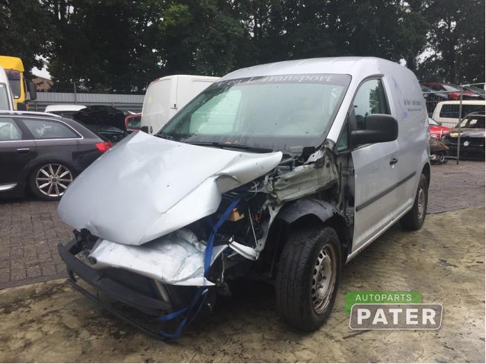 Volkswagen Caddy 1.6 TDI 16V 2010-08 / 2015-05