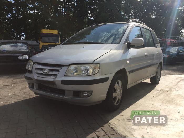 Hyundai Matrix 1.6 16V 2001-06 / 2010-04